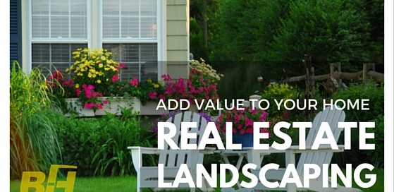 REAL ESTATE LANDSCAPING
