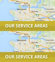 Our Service Areas