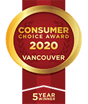 vancouver consumer choice award winner